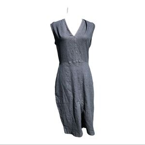 Prairie Underground Denim Dress Large